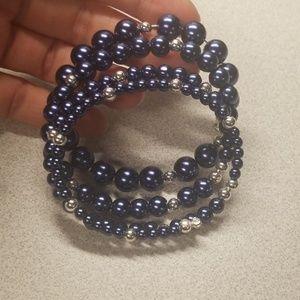 Jewelry - Oval wrap bracelet